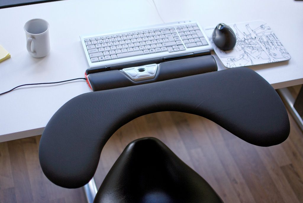 Ergonomic Desk Elbow Rest Hostgarcia